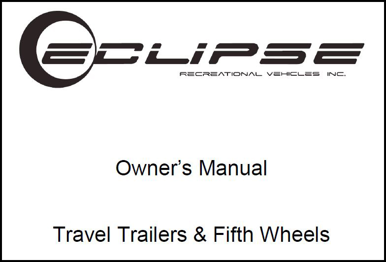 Owner's Manualrhattitudetoyhaulers: Stellar Eclipse Wiring Diagram At Gmaili.net
